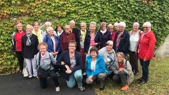 Vereinsreise 2021 FTV Starrkirch-Wil
