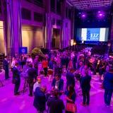 Gäste genossen das Zusammensein: Das diesjährige LiZ-Forum drehte sich um das Thema Zeit