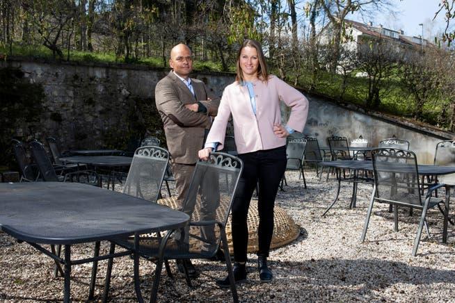 Gastronom Robin Deb Jensen und seine Frau Marloes Tjalsma hätten die Zertifikatspflicht in der «Müli» sowieso eingeführt.