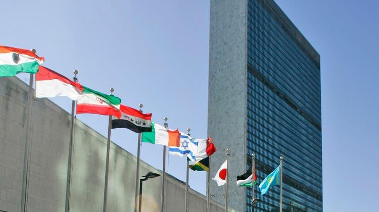 Für einige Schweizer Armeeangehörige könnte das schon bald der neue Arbeitsort sein: das Hauptquartier der UNO in New York. (Keystone)