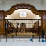 Das Antilopenhaus im Zoo Basel kann wieder besucht werden– dieSanierung ist abgeschlossen