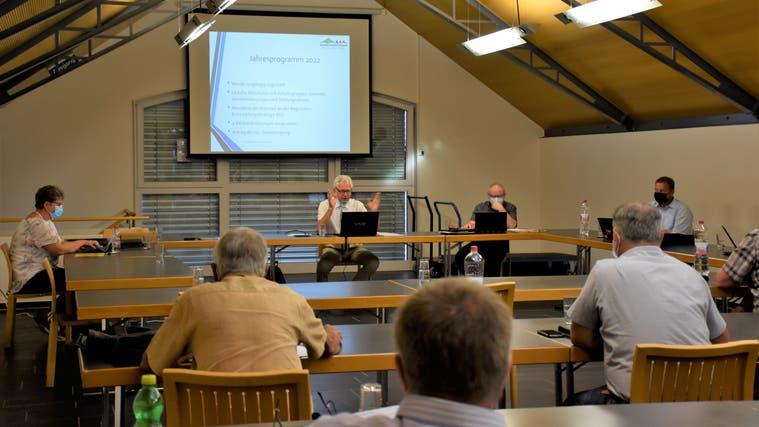Der Regionalplanungsverband Mutschellen-Reusstal-Kelleramt besprach an seiner Vorstandssitzung hauptsächlich die Verkehrssituation der Region. (Bild: Melanie Burgener)