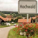 Erlebt den ersten Präsidentschaftswahlkampf seit Jahrzehnten: die Gemeinde Hochwald im Schwarzbubenland. (Nicole Nars-Zimmer)