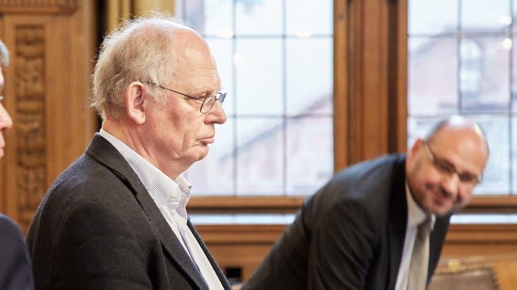 Jürg Stöcklin wird nach 20 Jahren im Grossen Rat von Anina Ineichen abgelöst. (zvg/Michael Fritschi)
