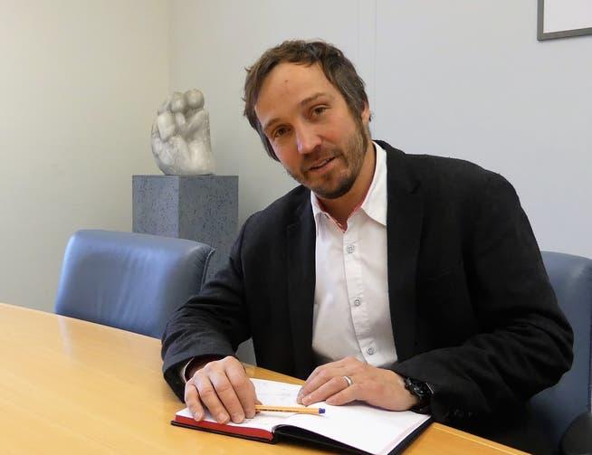 Hans-Peter Budmiger, Betreiber von «Wave» in Muri: «Die Pandemie ist Realität und Massnahmen wie die Zertifikatspflicht sind Schritte dazu, sie zu bewältigen.»