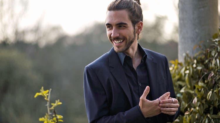 Pianist Teo Gheorghiu wird in Muri am 11. September an den Kulturtagen spielen. (Zvg)