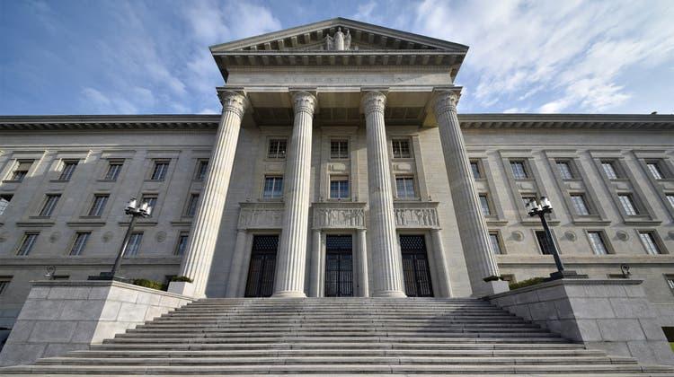 Das Bundesgericht in Lausanne entschied im Freiämter Streitfall für die Reitstallbetreiber. (Christian Brun / KEYSTONE)
