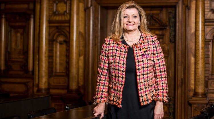 Wurde vom Bundesrat als neues Mitglied des SNB-Bankrates gewählt:Cornelia Stamm Hurter. (Keystone)
