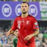 Seferovic verschiesst gegen Nordirland. (Toto Marti/Freshfocus / Blick)