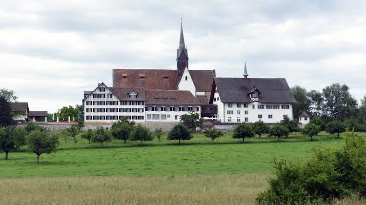 Das im Jahr 1185 gegründete Kloster Kappelist ein bedeutendes, nationales Kulturgut. (Bernhard Schneider)