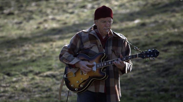 Walter «Wale» Liniger ist begnadeter Blues-Musiker. (Bild: PD/Filmstill)