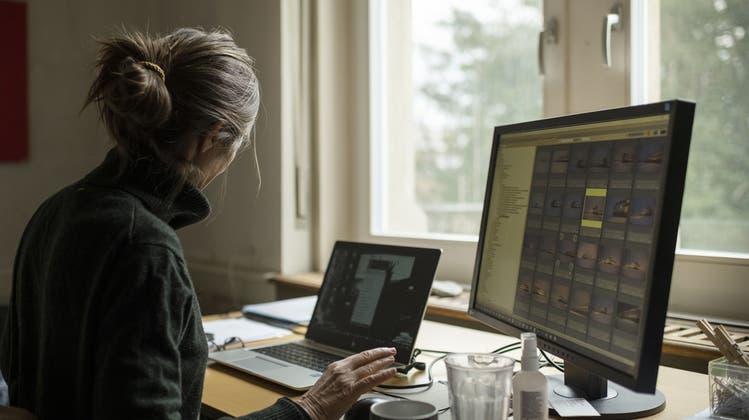 DieClean Desk Policy schreibt vor, dass alleArbeitsplatz am Abend so verlassen werden müssen, als wäre nie jemand daran gesessen. (Bild: Keystone)