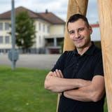 Attila Lardori will am 26. September Gemeindepräsident von Horriwil werden. (Hanspeter Bärtschi)