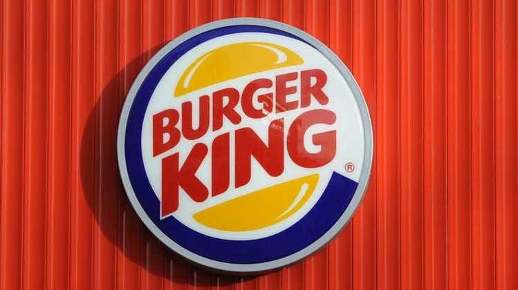 Die neue Burger-King-Filiale in Bremgarten sorgt für verärgerte Kundschaft. (Keystone)