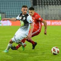 0:3 in Lausanne – deutliche Niederlage für Wil