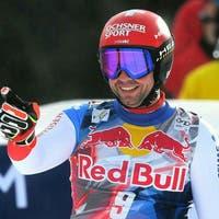 Feuz hat es schon wieder getan: Er gewinnt auch die zweite Abfahrt in Kitzbühel