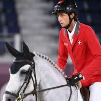 Martin Fuchs verpasst die angestrebte Olympia-Medaille und sagt: «Ich habe mein Pferd im Stich gelassen, verdammt»