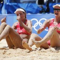 Heidrich und Vergé-Dépré spielen um die Medaillen – Brasilianerin im Rollstuhl vom Platz gebracht, Totenstille in der Festhütte