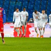 Der FC Zürich düpiert Basel im Klassiker und gewinnt mit 4:1