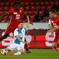 GC verliert gegen Lausanne-Ouchy und Thun spielt auch nur Remis