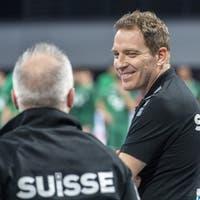Handball-Nationaltrainer Michael Suter: «Dann hätten wir den ersten WM-Match halt in Jeans gespielt»