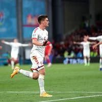 Dänemark dank Schützenhilfe von Belgien direkt für Achtelfinal qualifiziert – Österreich gewinnt und schreibt Fussball-Geschichte