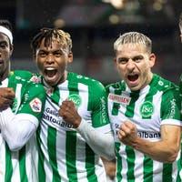 5:0-Kantersieg gegen chancenloses Lausanne: Der FCSG schafft den Ligaerhalt dank eines Befreiungsschlags