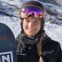 Romy Tschopp fährt Snowboard und sitzt im Rollstuhl, sie sagt: «Der Sport gibt mir ein Gefühl von Freiheit»