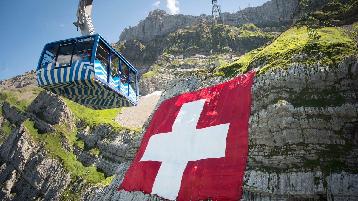 -Wir-lassen-uns-nicht-unterkriegen-Auch-in-diesem-Jahr-soll-die-Schweizerfahne-am-1-August-den-S-ntis-schm-cken
