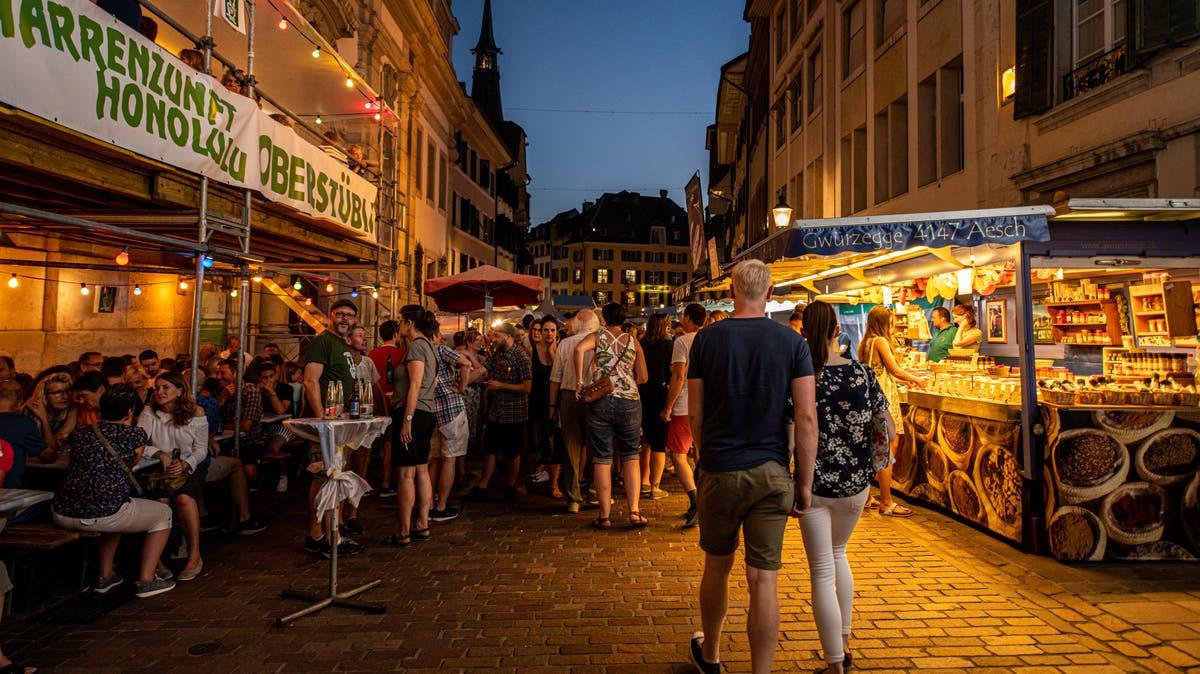 Sommer In Der Stadt Amberg 2021