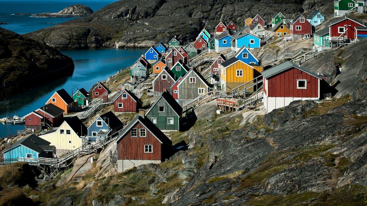 Spielball der Grossmächte - Trump wollte Grönland kaufen: Das war konkret und sehr ernsthaft, wie sich jetzt zeigt   St.Galler Tagblatt