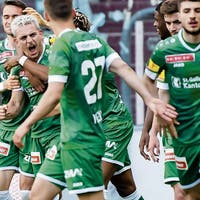 Bern aufgepasst, der FC St.Gallen kommt! Und wie er das tut!