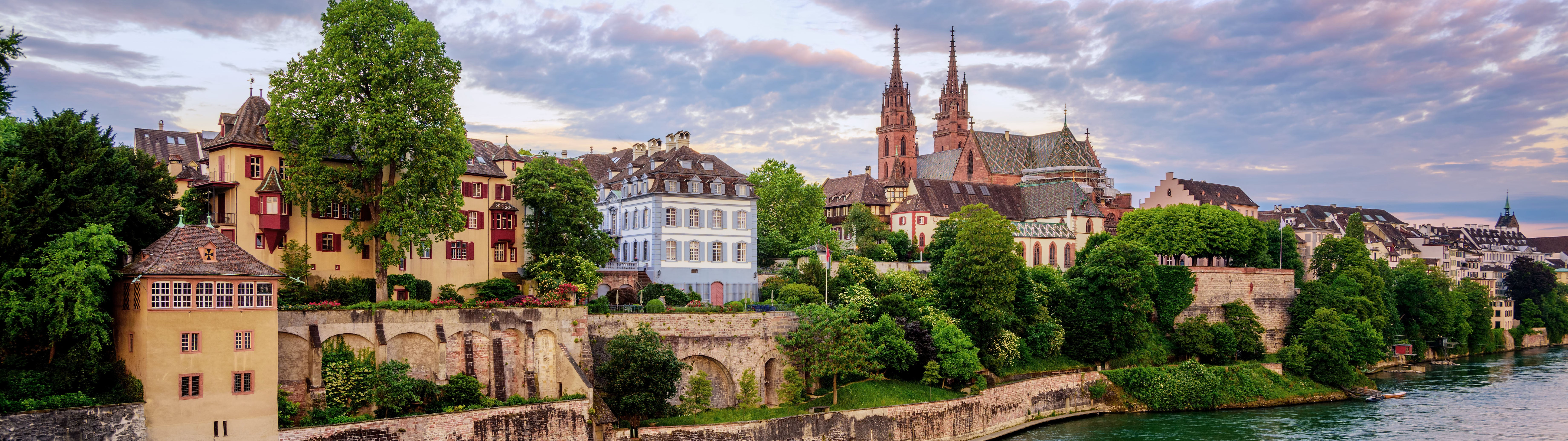 Basel, Altstadt Grossbasel