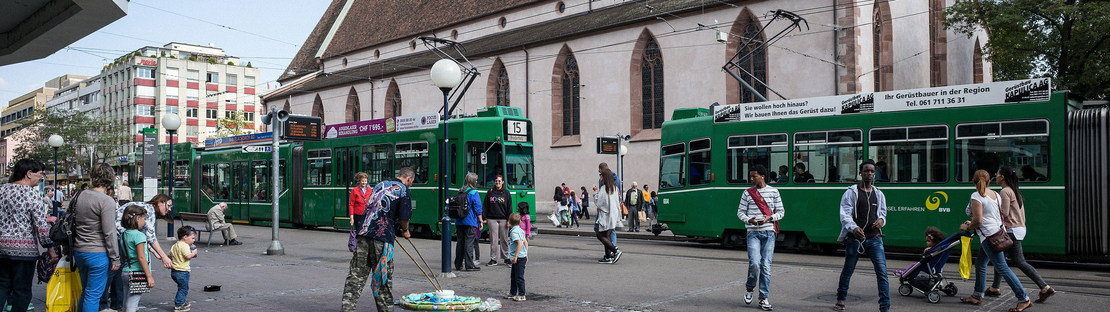 Basel, Clara