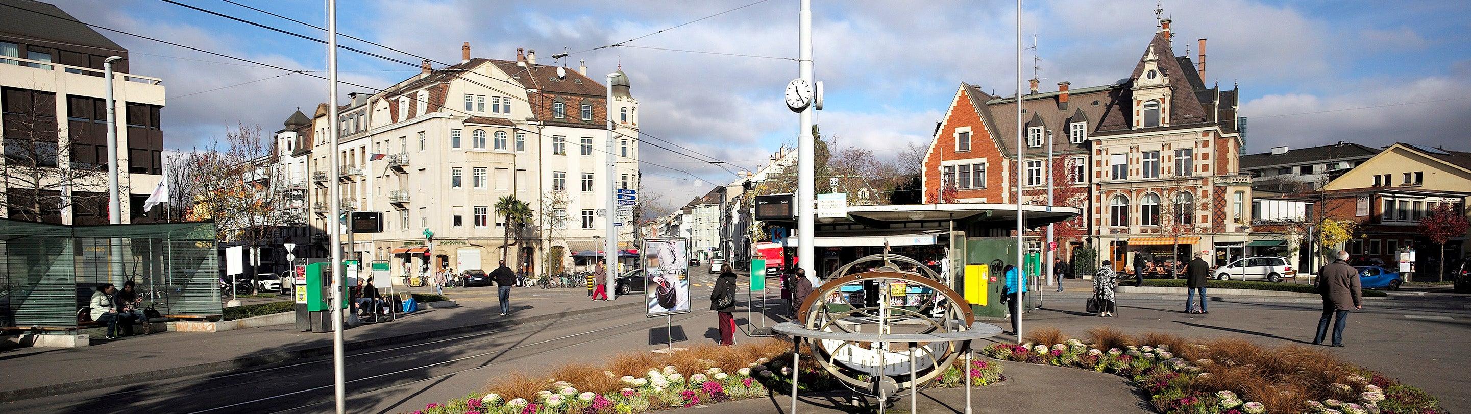 Basel, Wettstein